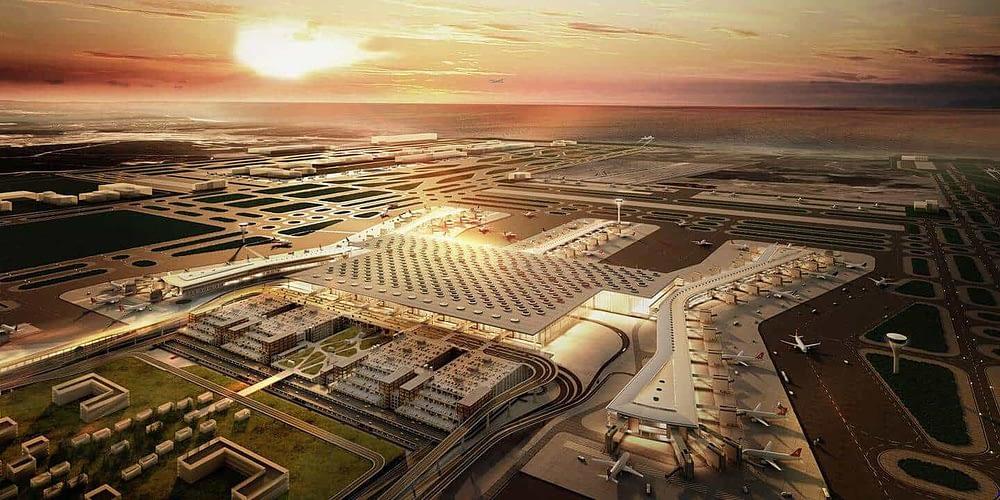 Realty Spot | ما هي أهم المناطق العقارية المستفيدة من مطار اسطنبول الجديد؟ |