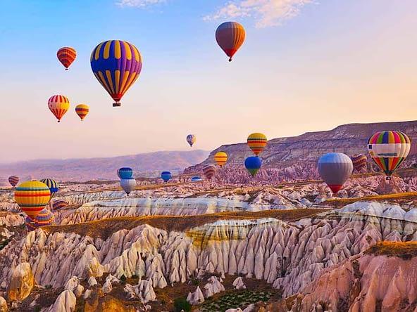 خدمات السياحة في تركيا
