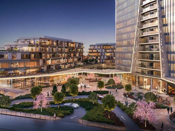 مشروع مجمع سكني راقي وسط اسطنبول (10)