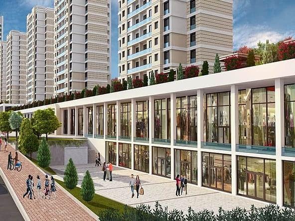 Realty Spot | مشروع مميز يجمع بين السكن والعمل في اسطنبول RS-151 |
