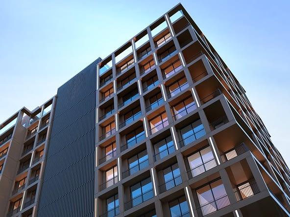 مشروع سكني وسط اسطنبول