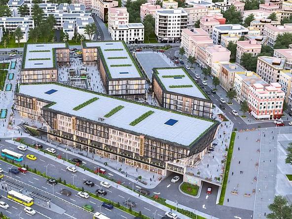 مجمع سكني في كوتشوك مجي