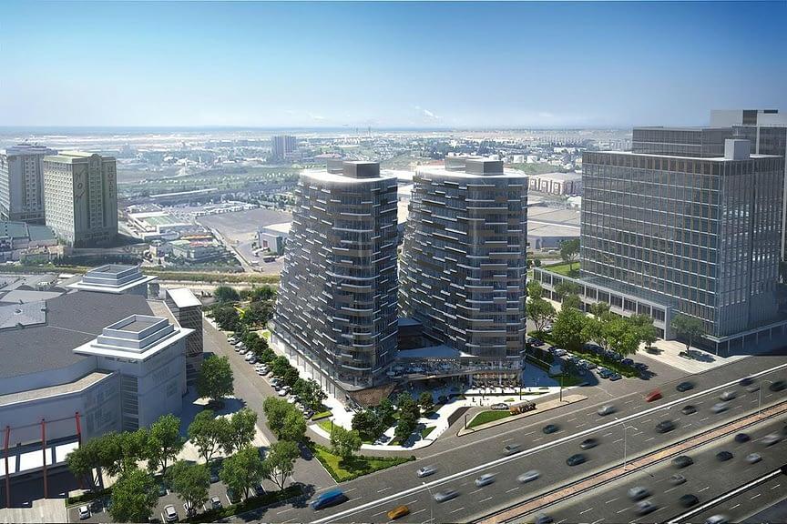 مشروع الوسط التجاري و الحيوي في اسطنبولRS - 201 (7)