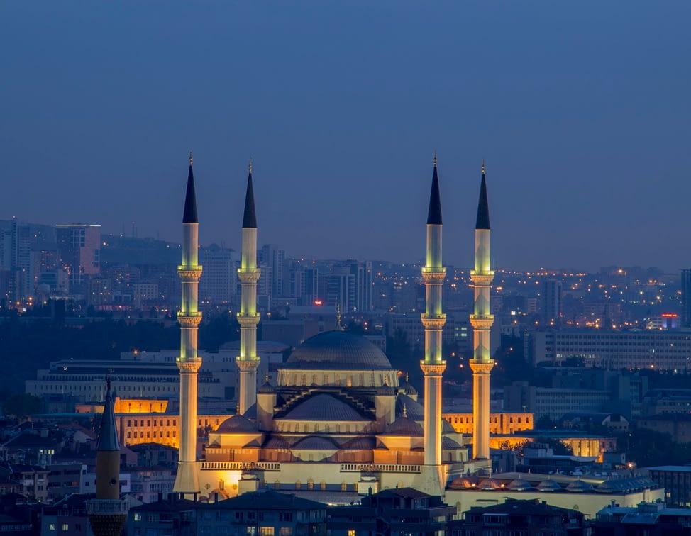 أنقرة من أشهر المواقع السياحية في تركيا